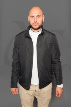 Мужская куртка в современном цвете «хаки»