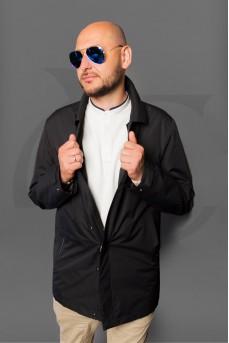Универсальная удлиненная мужская куртка