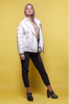 Стильная куртка - косуха
