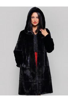 Шуба - пальто из меха норки